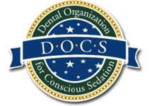 Dental Organization for Conscious Sedation (DOCS) logo